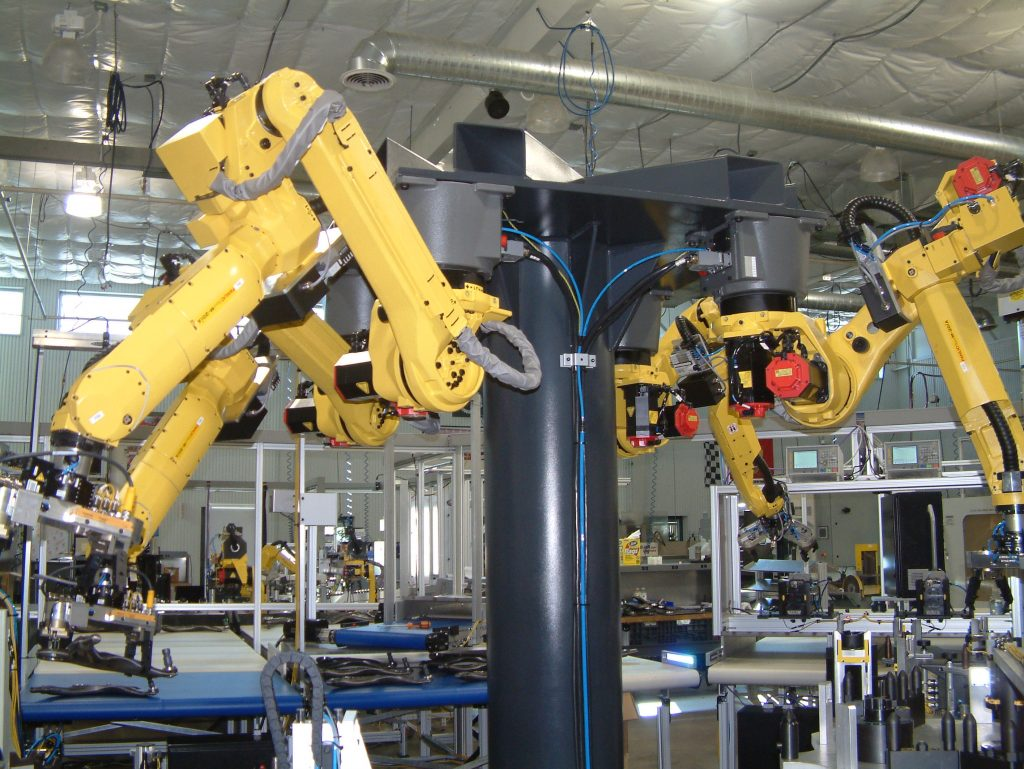 Robot Placement Solutions - High Speed Automation, Robot Integration, Machine Integration, High Speed Automation, Robot Integration, Machine Integration