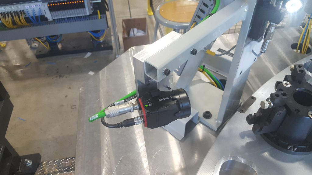 Camera Verification Integration - Manufacturing Automation, Custom Machines, Industrial Controls, High Speed Automation, Custom Turn-Key Solutions, Machine Integration, Machine Builder