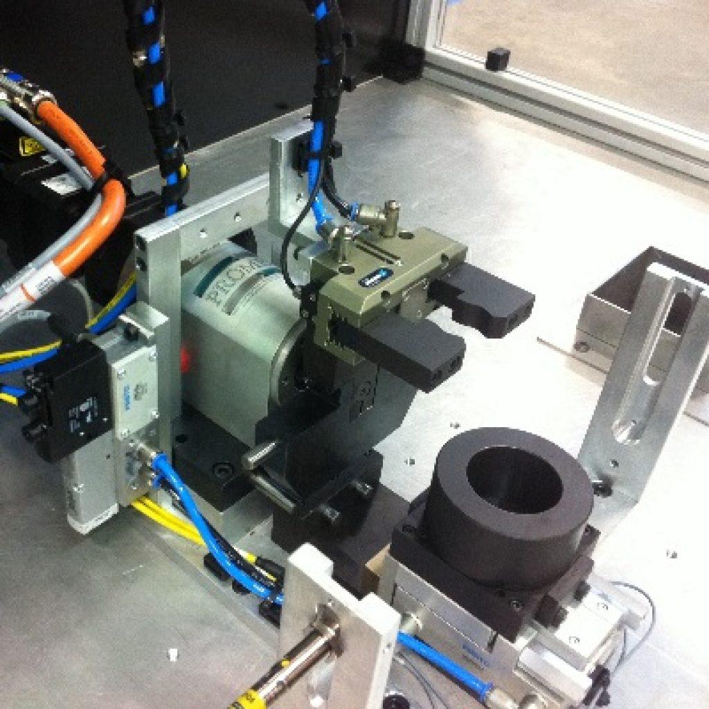 Torque Tester Integration