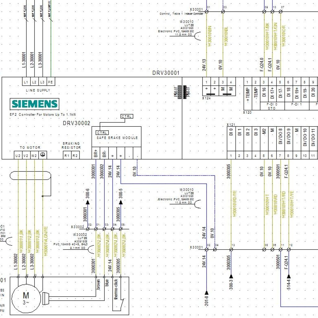 Industrial Control Panel Schematic Design – ESE LLC Engineering Support for  ManufacturingESE LLC