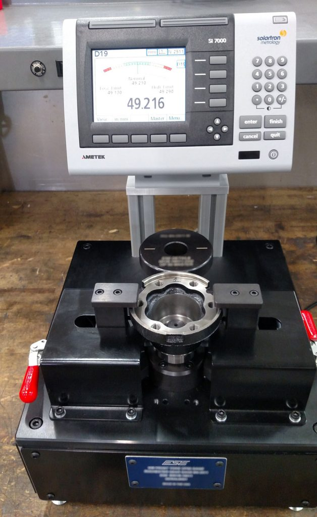 Diameter Inspection Gauge